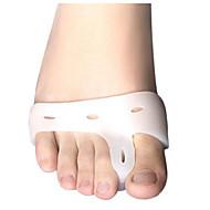 Corpo Completo / Pé Suporta Toe Separadores & joanete Pad Corretor de Postura Plastic