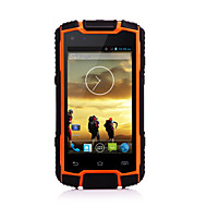 DG1Plus(water/dust/shock-proof/walkie-talkie/quad core/android 4.4/2800mAh/Dual camera)) - Android 4.4 - 3G-smartphone (4.0 , Quadcore)
