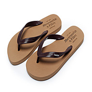 2015 summer new  fashion Korean style  pinch slippers slip  anti slide beach sandals for the lovers