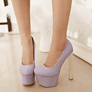 Women's Shoes  Stiletto Heel Heels Pumps/Heels Wedding/Party & Evening Blue/Purple/Beige