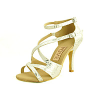 Latin Customizable Women's Sandals Dance Shoes
