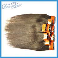 Wholesale Cheap 2Kg 40Pieces Lot Cheap Malaysian Hair Straight Grade5A 100% Human Hair Weaves Bundles Color Brown