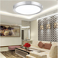 Flush Mount Lights LED 12W  Bedroom Light Round Simple Modern Diameter 29CM