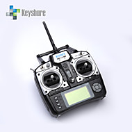 Keyshare KSYK-01   2.4G 7 Channels Romote Controller For The Professional Rc Quadcopter