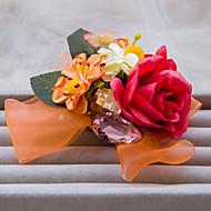 Celada Pasador Boda/Ocasión especial/Al Aire Libre Encaje/Rhinestone/Aleación Mujer/Niña de flor Boda/Ocasión especial/Al Aire Libre1