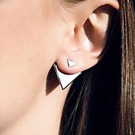 포도주/Cute/파티/회사/캐주얼 - 스터드 귀걸이 - 귀걸이