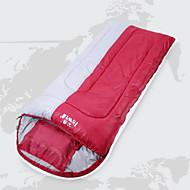Hewolf Waterproof/Breathability/KEEP WARM Polyester Sleeping Bag Red