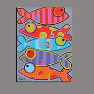 peinture à l'huile animale toile peinte à la main mur art d'autres artistes imprimés ainsi PF01 peint à la main