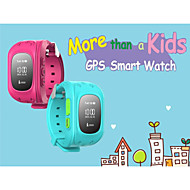 nya mini GPS-tracker smarta klockor smartwatches för barn SOS tvåvägskommunikation med smarta mobil app Q50
