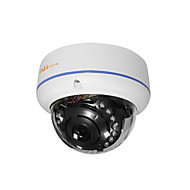 Ann® 960P IR Dome IP Camera with Vandal Proofd PoE