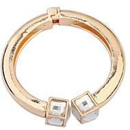 Women's Alloy European And American Fashion Single Diamond Bracelet