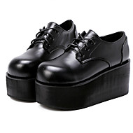 Women's Shoes Platform Platform Boots Casual Black