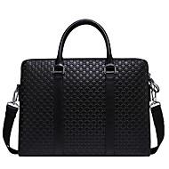 X.BNJ 1197-1 Men Briefcase Top Grade Genuine Leather Men Business Handbag Vintage First Layer Cowhide Shoulder Bags
