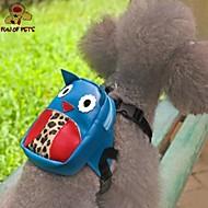 Kutyák Hátizsák Kék Kutyaruházat Nyár Rajzfilm Aranyos