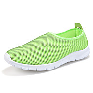 Men's Shoes Outdoor Tulle Fashion Sneakers Blue/Green/Orange