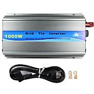 grid tie inverter 1000W MPPT funkció tiszta szinuszos 220V kimenet 18V bemeneti mikro, rács nyakkendő inverter 18v 36 sejtek