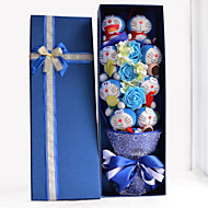 Wedding Gift SOAP FLOWER A Doraemon Gift Cartoon Bouquet