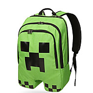 Minecraft Backpack Game My World Creeper Children Kids Boys School Bag Green NWT