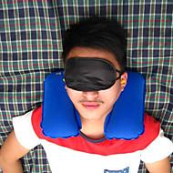 ポータブル旅行スリーピースインフレータブル枕