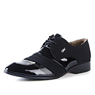 British Style Men's Casual Leather Shoes Pointed Toe Leather Shoes EU 39-43