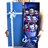 Bruiloft/Verjaardag/Gefeliciteerd/Afstuderen/Bedankt - Haar/Hem/Bruid/Bruidegom - Doe-het-zelf/Creatief geschenk - Blauw