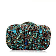 Ladies Rhinestone Clutch Evening Party Bags