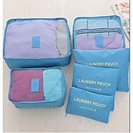 Unisex - Oxford-kangas - Käsilaukku - Pinkki / Sininen / Oranssi / Punainen / Harmaa - Ammattilaiskäyttöön