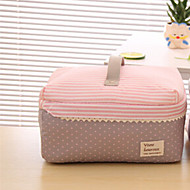 Women Polyester Casual Cosmetic Bag - Multi-color