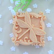 vážka zvíře mýdlo plísně fondant dort čokoláda Silikonová forma, dekorace nástroje bakeware