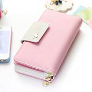 Damen-Gewerbliche Verwendungen-Brieftasche-PU