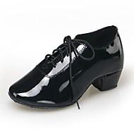 Sapatos de Dança ( Preto ) - Homens/Crianças - Não Personalizável - Moderno