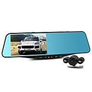 5 MP CMOS - till Full HD/Video ut/G-sensor/Rörelsedetektor/Vidvinkel/720P/1080P - 4608 x 3456 - CAR DVD