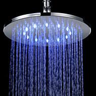 Regendouche Modern LED/Regenval Messing Chroom