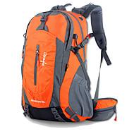 40 L Zaini da escursionismo Ciclismo Backpack Viaggi Duffel Coprizaino Scalate Campeggio e hiking ViaggiOmpermeabile Anti-pioggia