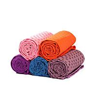 rutschfeste Yogamatte Handtücher zufällige Farbe