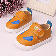 Baby Shoes Outdoor/Casual Leather Fashion Sneakers Blue/Brown/Red