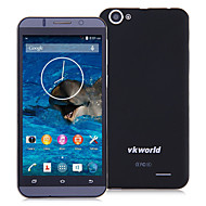 "VKWORLD VK700 5.5"" Android 4.4 3G Smartphone (Dual SIM Quad Core 13 MP 1GB + 8G OTG/3G"