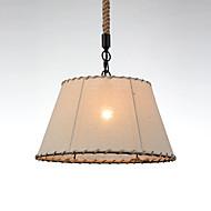 60W מנורות תלויות ,  מודרני / חדיש / מסורתי/ קלאסי / סגנון חלוד/בקתה / וינטאג' / רטרו / גס / כדורי אחרים מאפיין for סגנון קטן בדחדר שינה