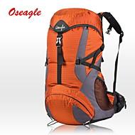 Tourenrucksäcke/Rucksackabdeckungen (Orange/Armeegrün , 35 L)  Wasserdicht/Regendicht/tragbar/Multifunktions Camping & Wandern/Klettern