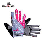Kylin® Luvas Esportivas Mulheres / Homens Luvas de Ciclismo Primavera / Verão / Outono / Inverno Luvas para CiclismoMantenha Quente /