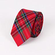 עניבות - רשת (ירוק/אדום , כותנה)