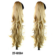 The New Fashion Lady Curly Hair Claw Clip Horsetail 27-613# Color