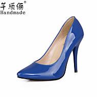 Women's Shoes Synthetic Stiletto Heel Heels/Basic Pump/Comfort Pumps/Heels Wedding/Office & Career/Party