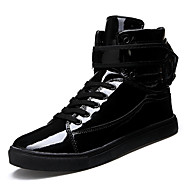 Running Shoes Men's Shoes Office & Career/Athletic/Casual Fashion Sneakers Black/White/Silver/Gold