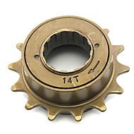 Fietsen - Vrijloop ( als afbeelding , ijzer/koper )