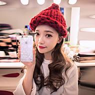 Women Solid Color Knitwear Bucket Hat , Cute/Casual Winter