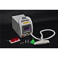 portatile nuova macchina la rimozione pigmentazione macchina laser 532nm e 1064nm interruttore q yag tattooo sopracciglio