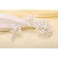Women's Rhinestone / Alloy Headpiece - Wedding / Special Occasion Hair Combs 1 Piece
