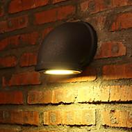 פמוטי קיר LED כפרי מתכת