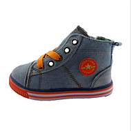 Children's Shoes Casual Canvas Fashion Sneakers Blue